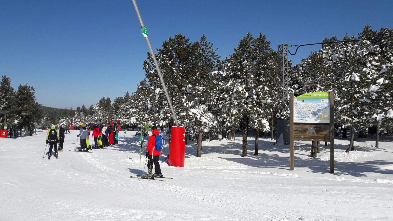 Novedosas competiciones y divertido après-ski para festejar San José
