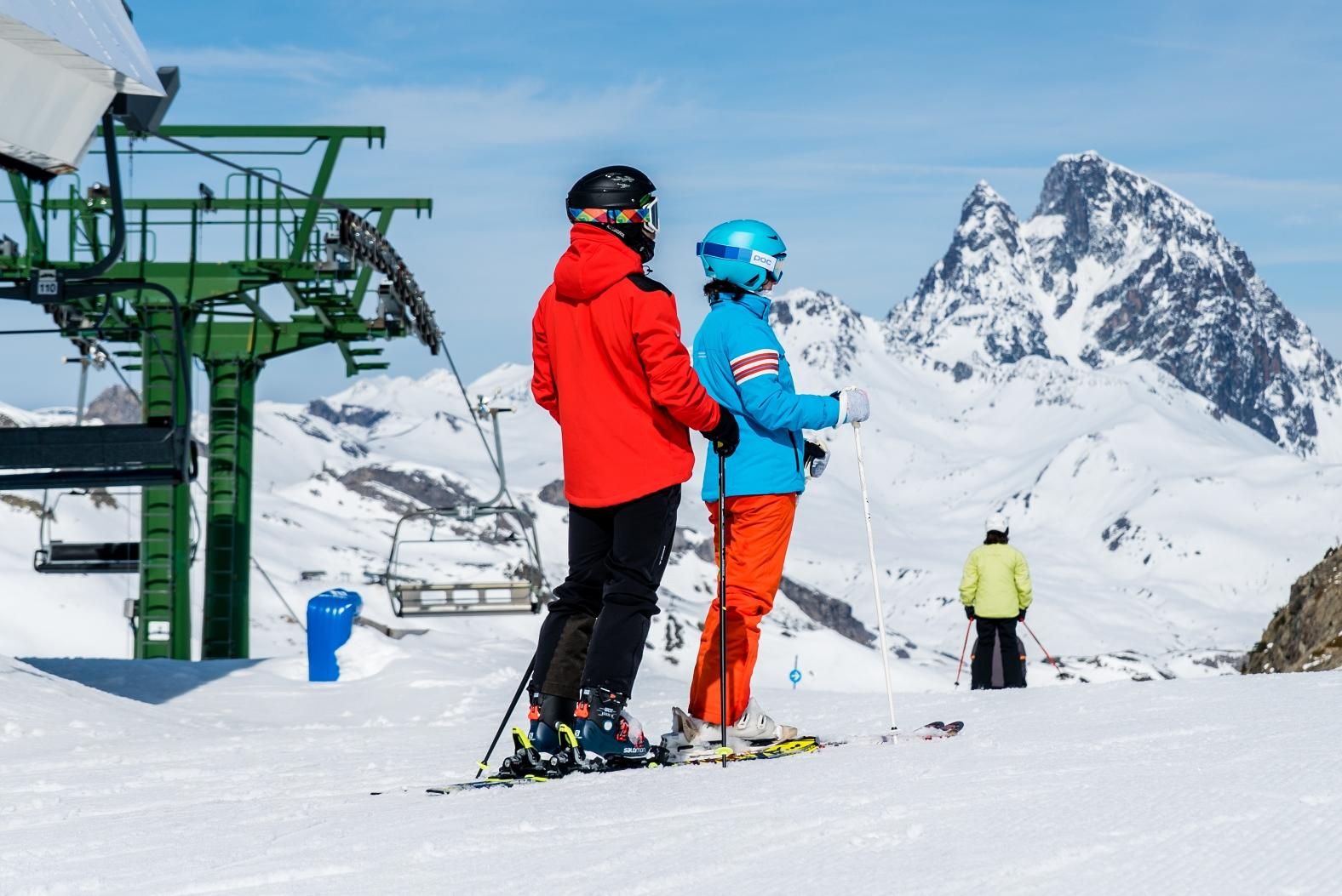 Casi 1000 deportistas inscritos en las pruebas que organiza Aramón este fin de semana de nieve y sol