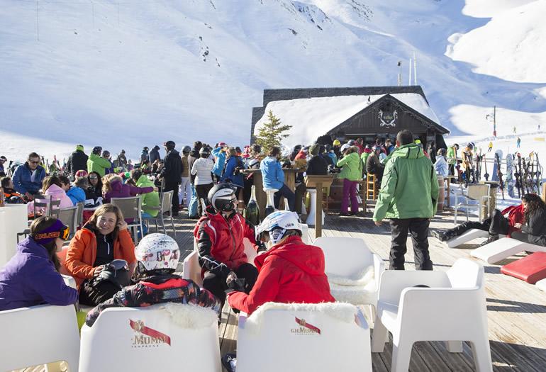 ¿Qué necesitas para un día de esquí?
