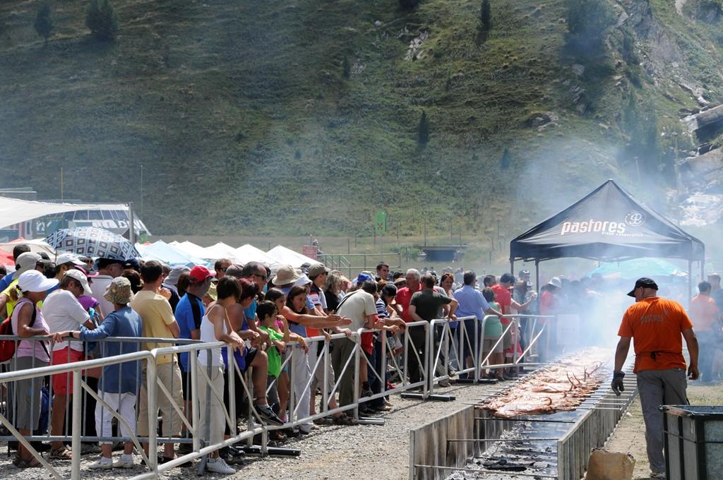 Despide el verano con un buen bocado de Ternasco de Aragón