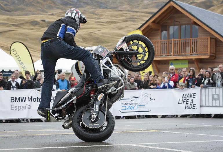 ¡Ya llega BMW Motorrad Days a Formigal!