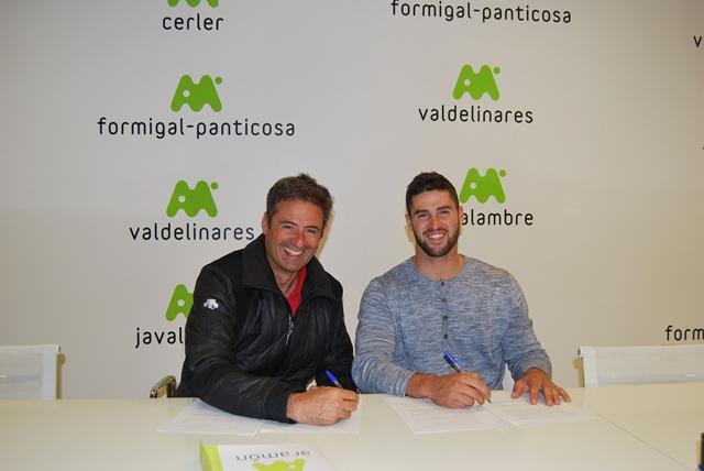 Aramón y Lucas Eguibar colaborarán este invierno para promocionar el snowboard entre los más jóvenes.