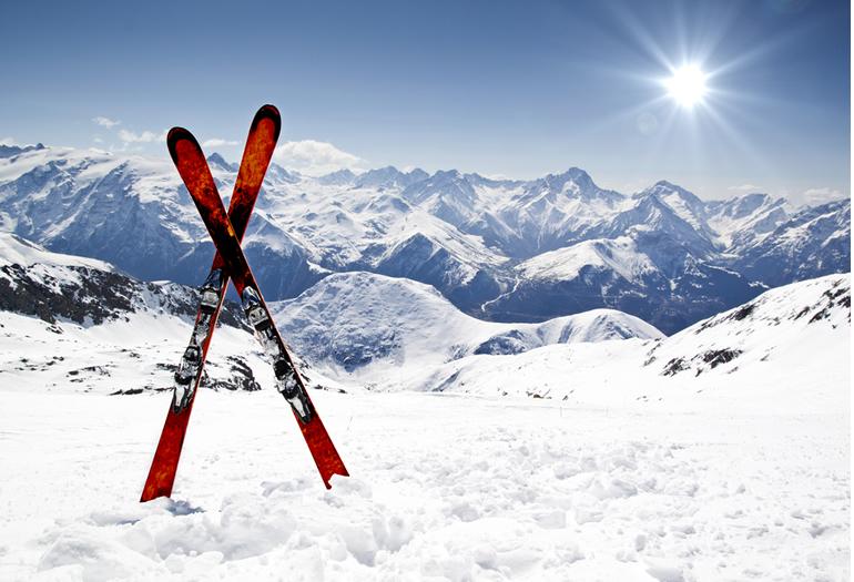 ¡Equípate ya para la temporada de esquí!