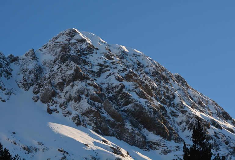 Pico Salvaguardia. Fotografía: Jorge Mayoral