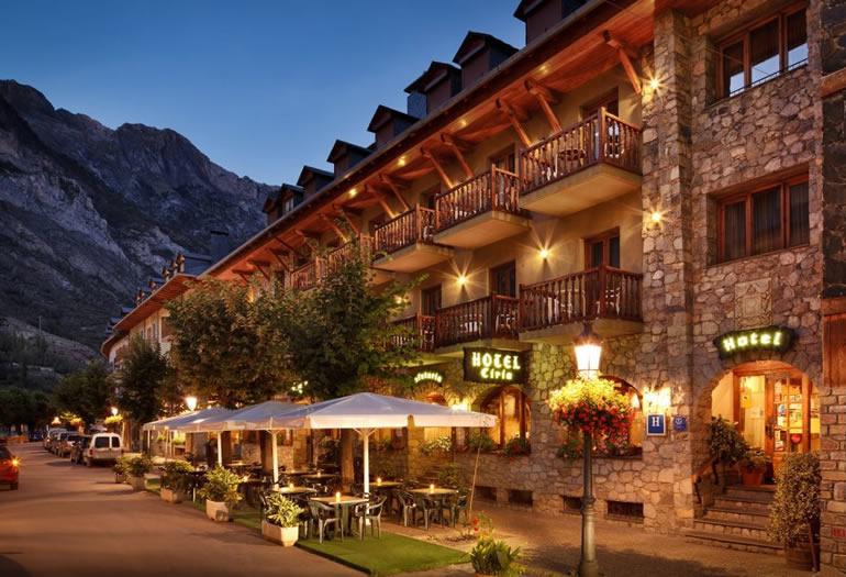 El alojamiento ideal para la temporada de esquí
