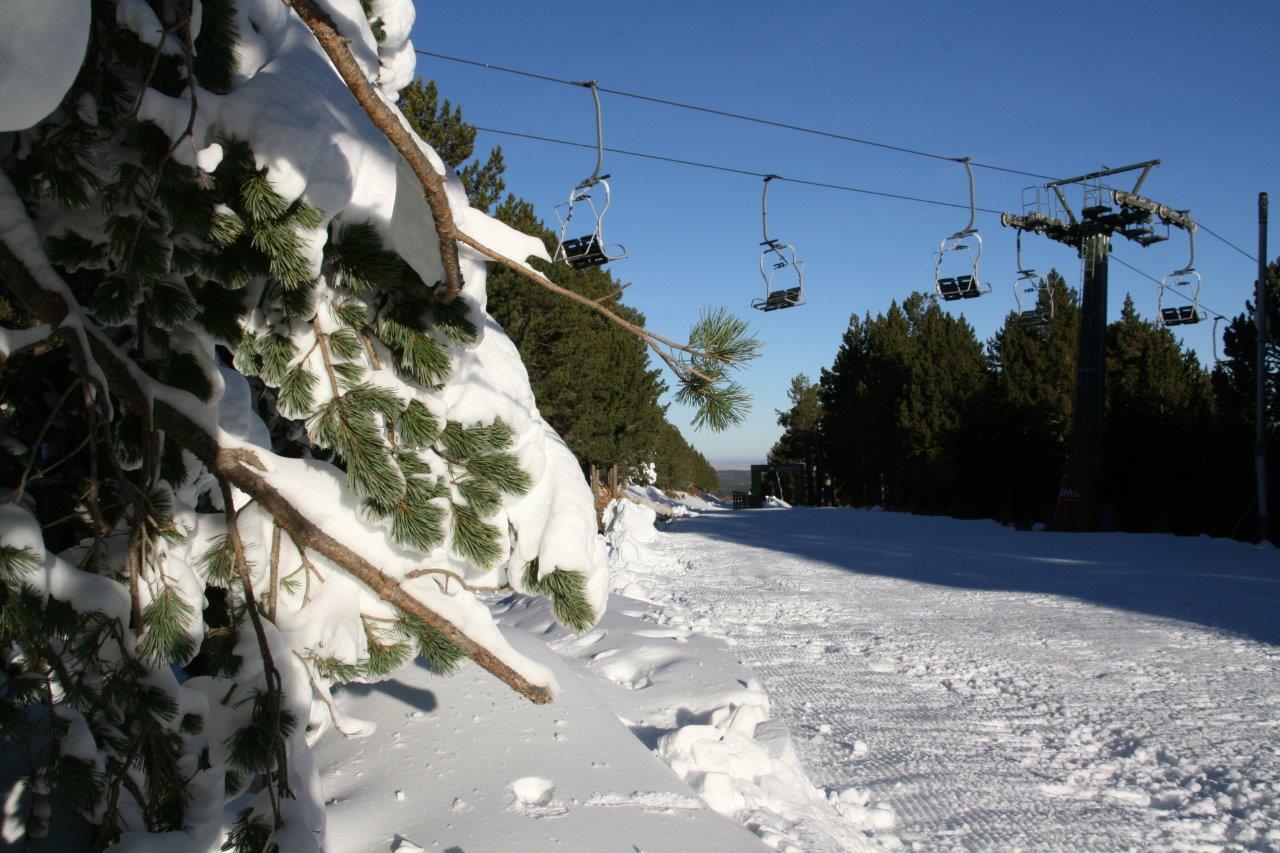 Preparad el material de esquí que en Aramón inauguramos la temporada ¡YA!