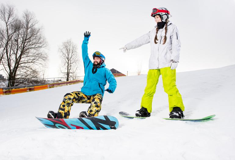 Os damos cinco consejos para iniciarte en el esquí y otros cinco para el snow.