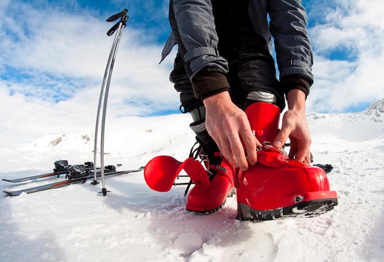 10 consejos para iniciarte en el esquí y el snow