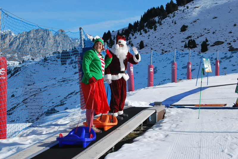 Horario especial del día de Navidad, 25 de diciembre