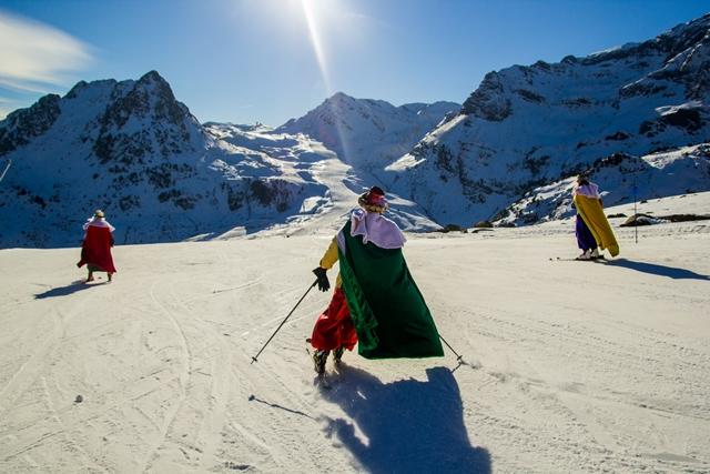Los Reyes Magos nos traen un gran regalo: ¡Más nieve!