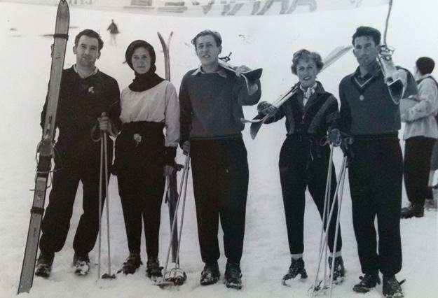 Cómo ha evolucionado el esquí