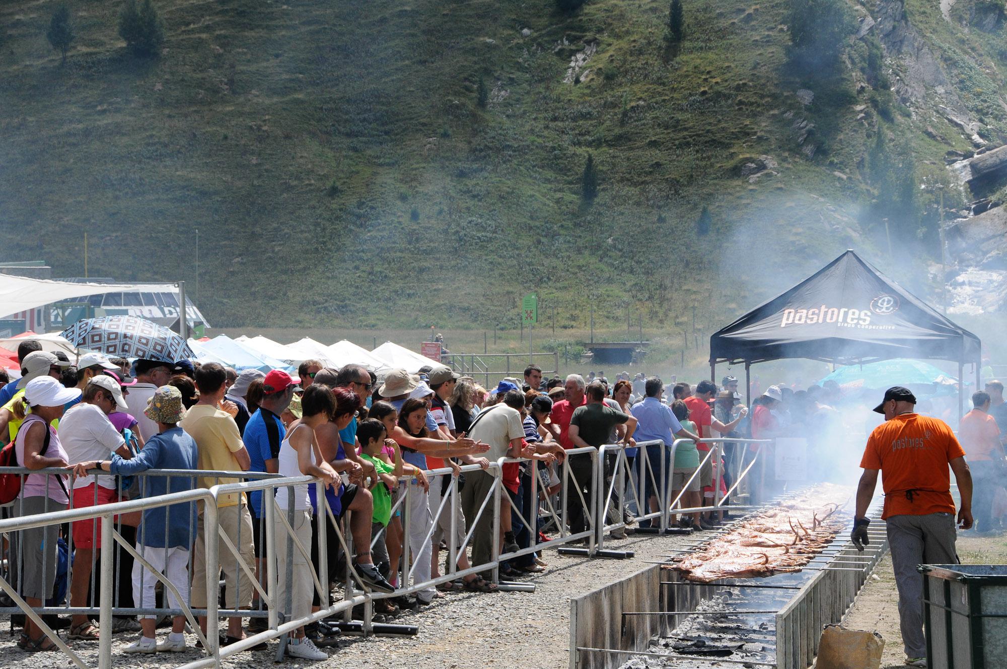 El mejor Ternasco de Aragón se sirve en Cerler