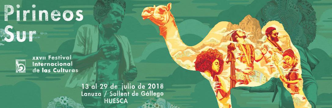 Festival Pirineos Sur 2018