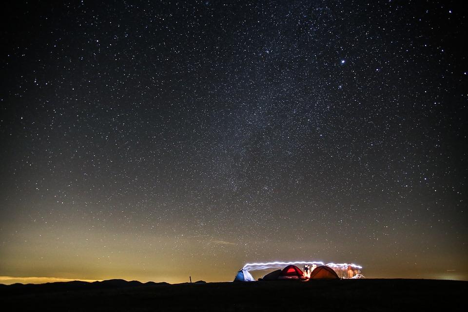 Acampar en el pirineo aragonés