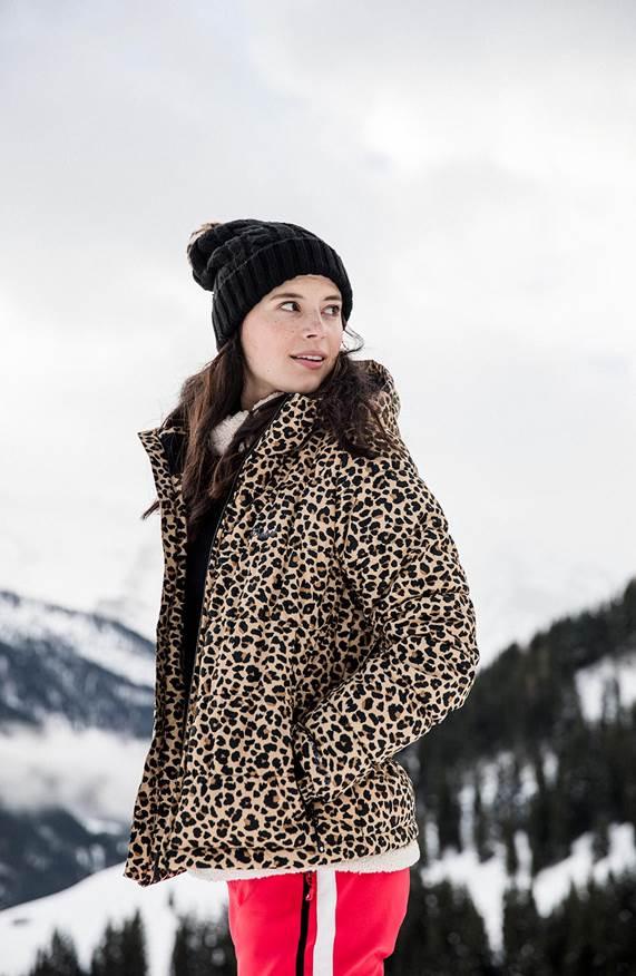 Animal print: muy usual en las estaciones en invierno
