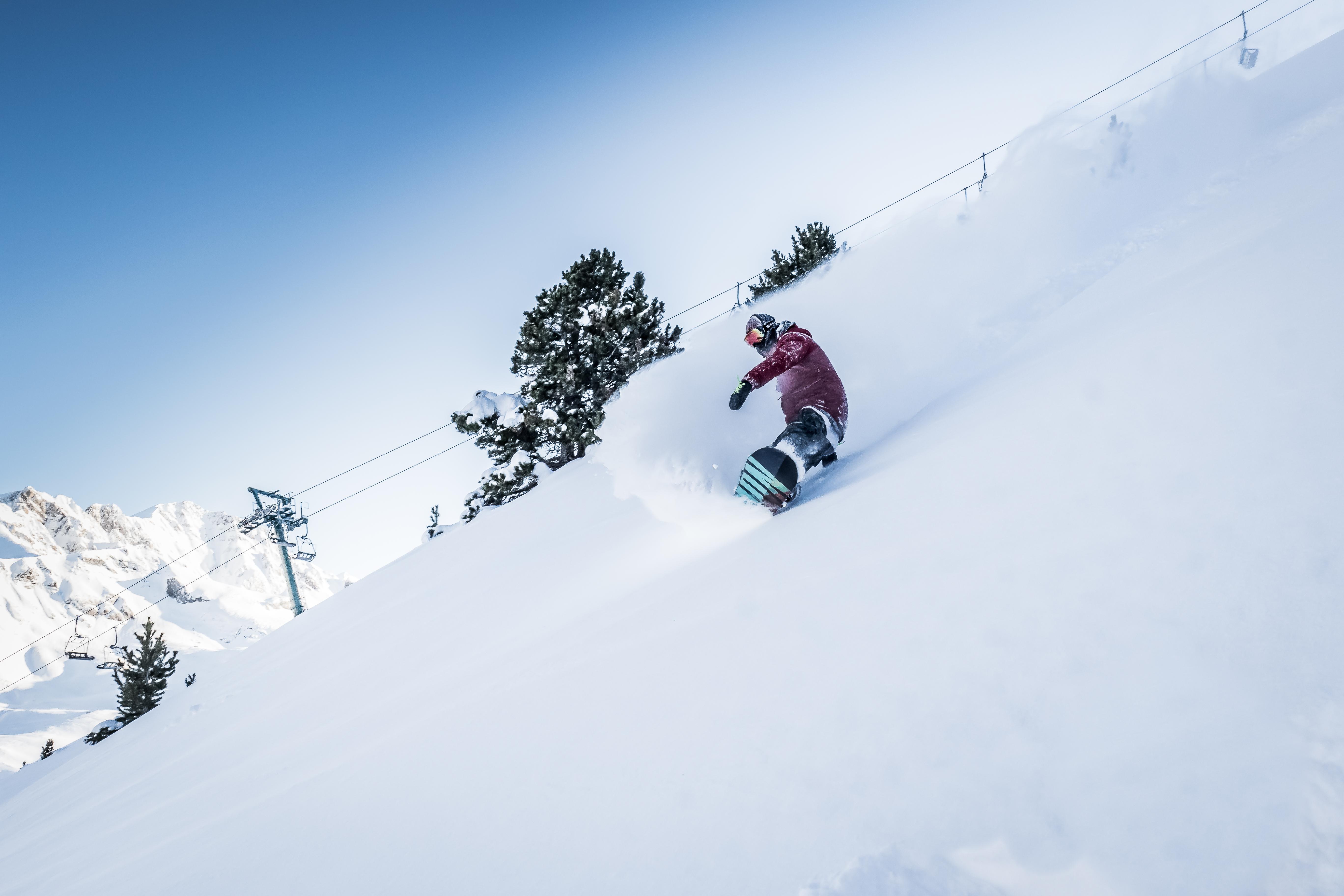 Mantenimiento de esquís y de tablas de snow: listos en quince minutos