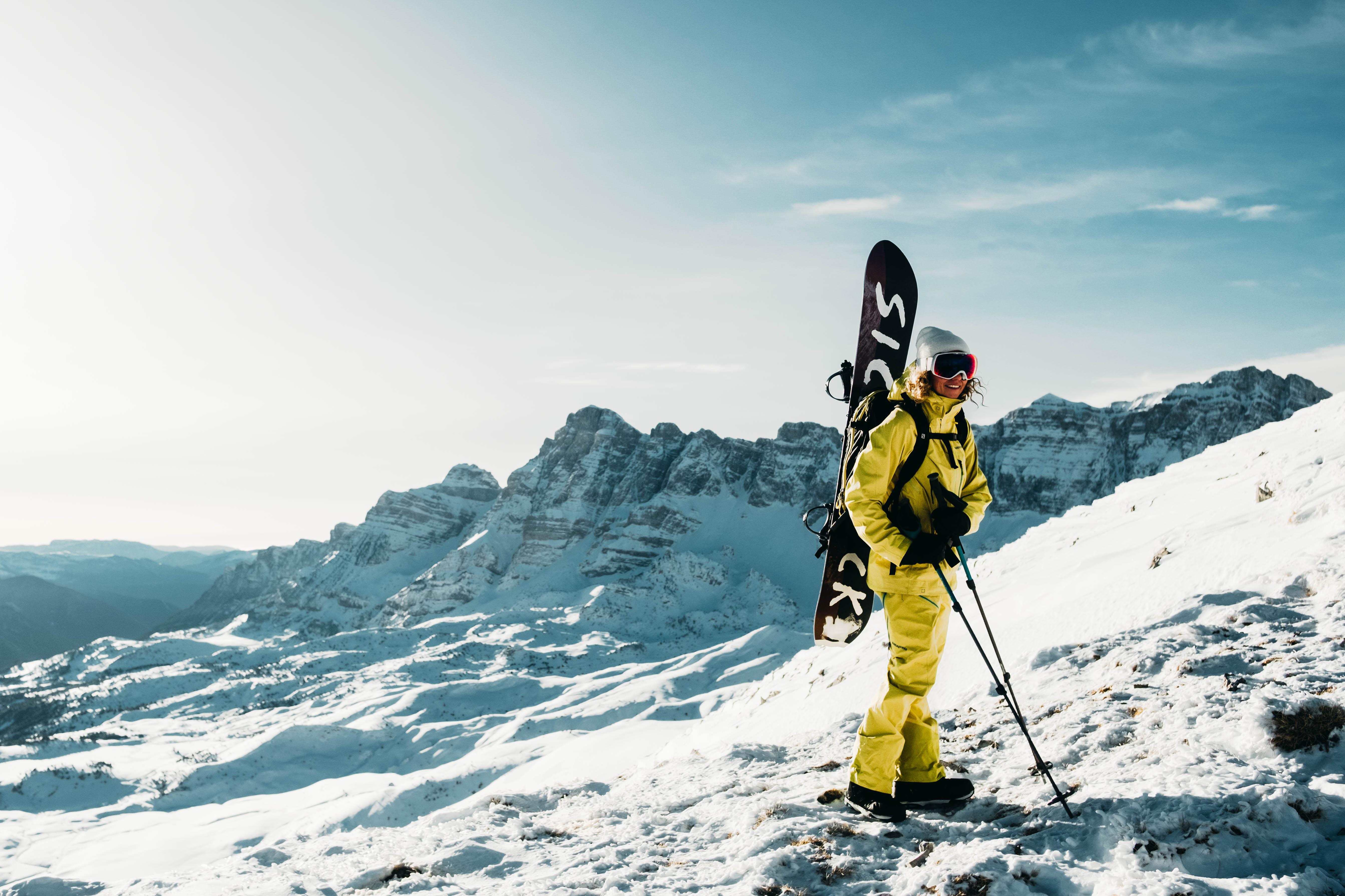 Cómo elegir botas de snowboard para esta temporada