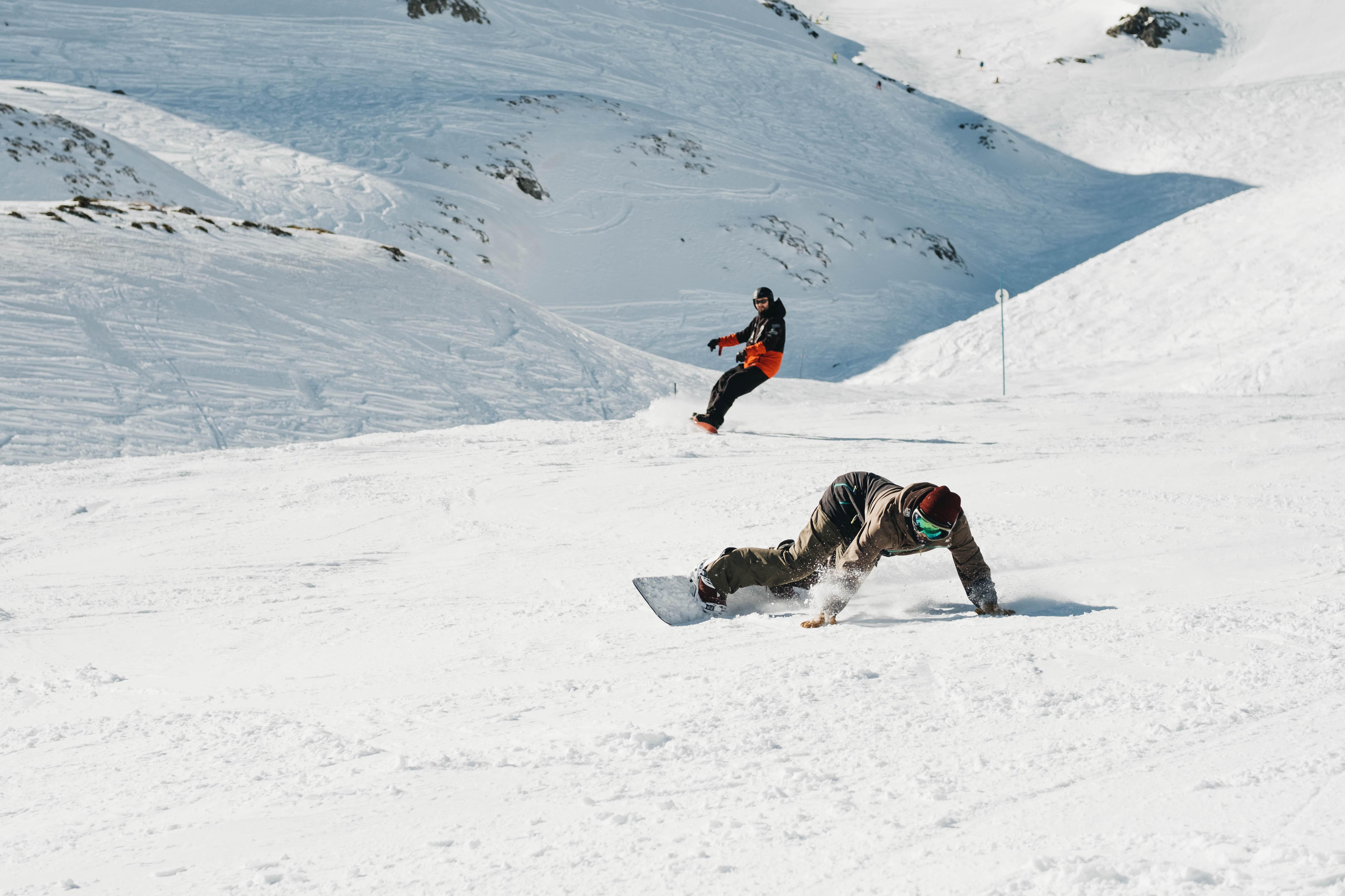 Snowboarder Formigal Panticosa Botas