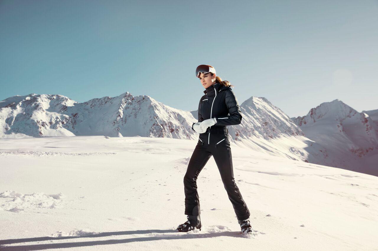 Los pantalones para esquiar que mejor sientan. Lúcelos. Lúcete