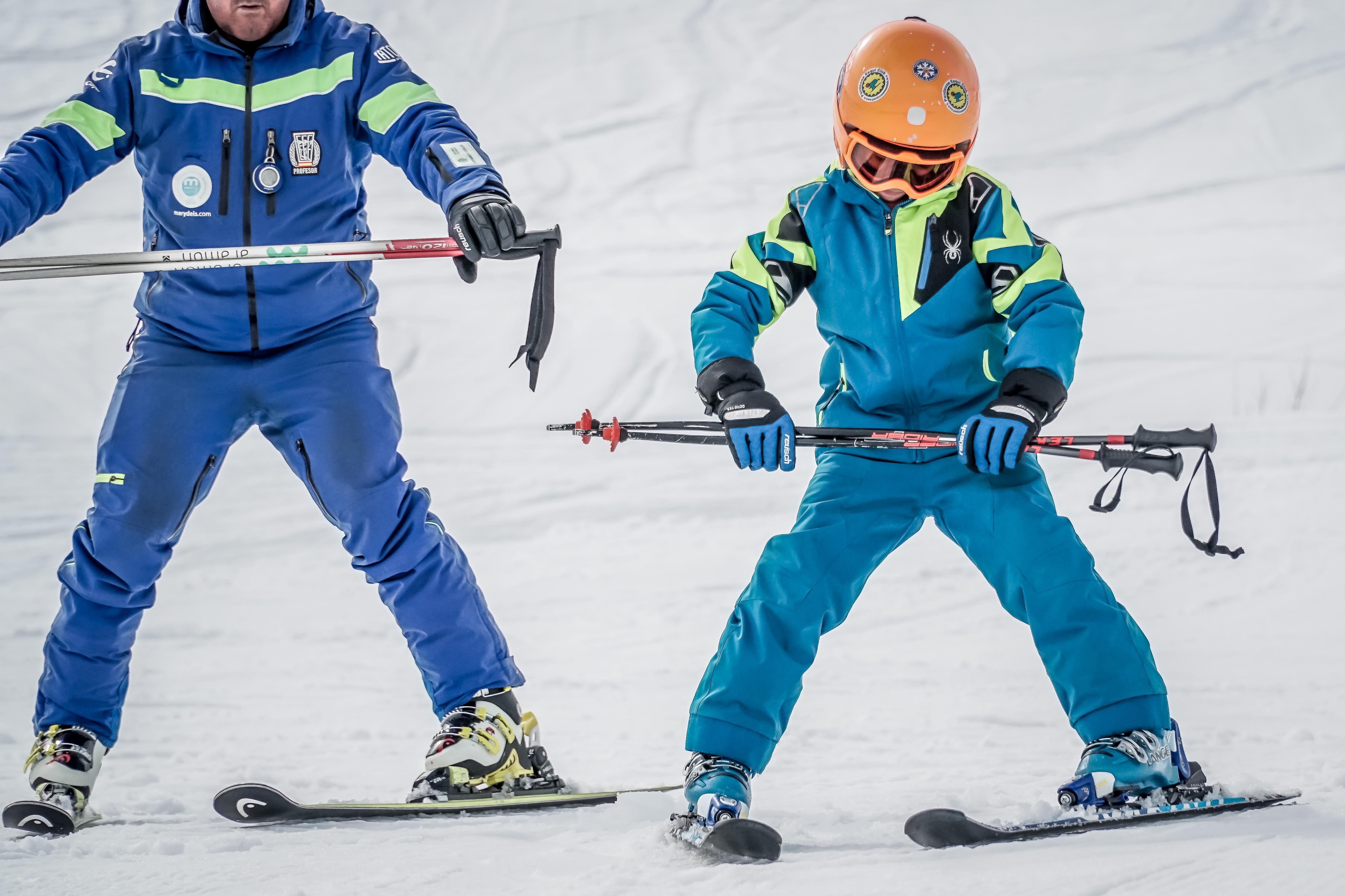 Consejos para esquiar para principiantes