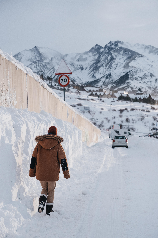 Hasta 1 metro de nieve nos ha dejado la nevada ¿Quién se apunta?