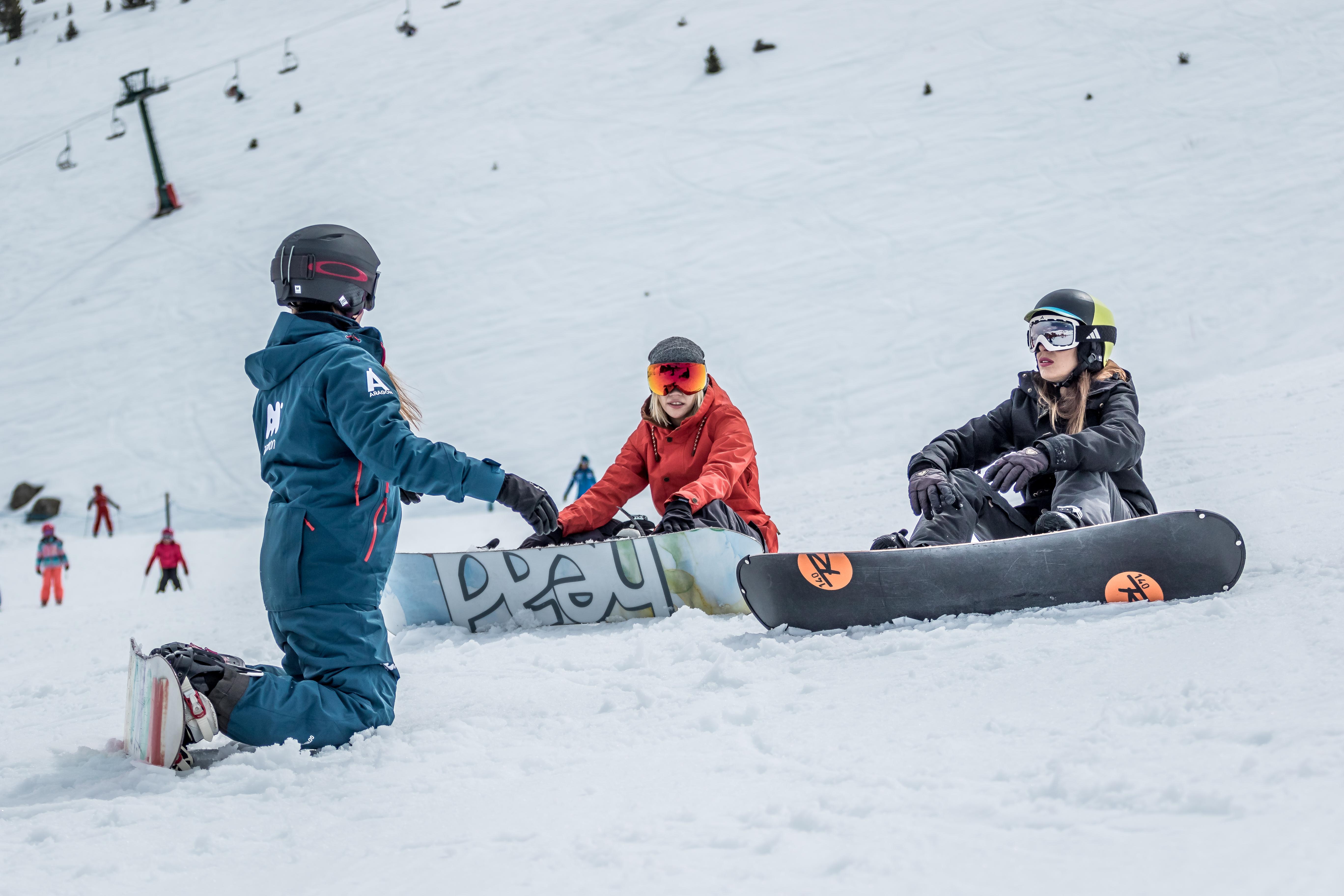 ¿Es difícil aprender a hacer Snowboard?