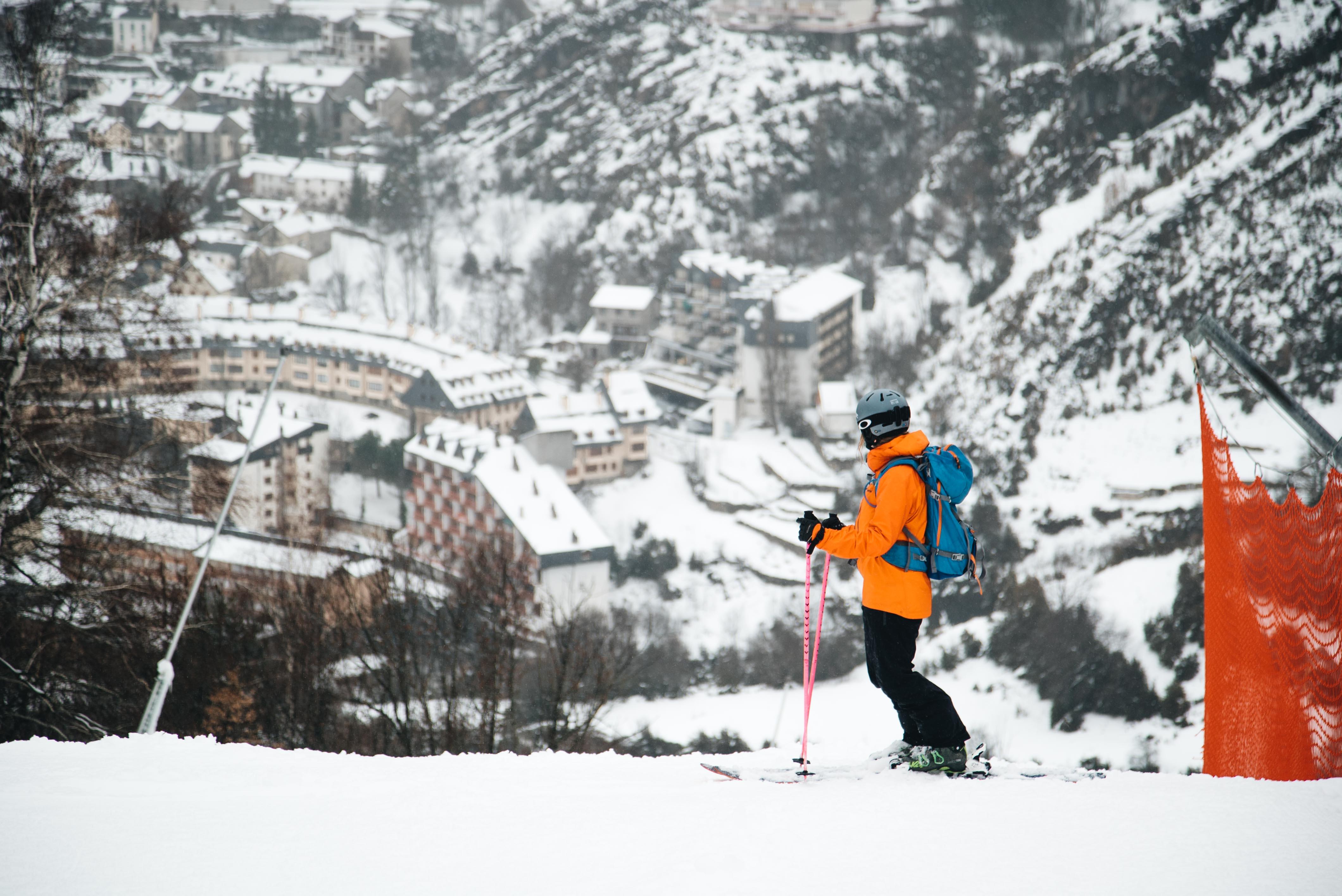 Razones para aprender a esquiar