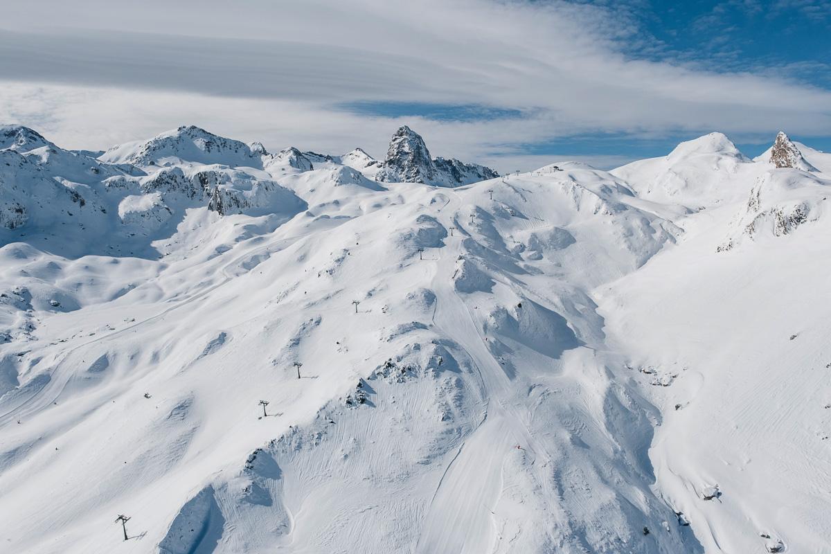 Galería de imágenes de las últimas nevadas