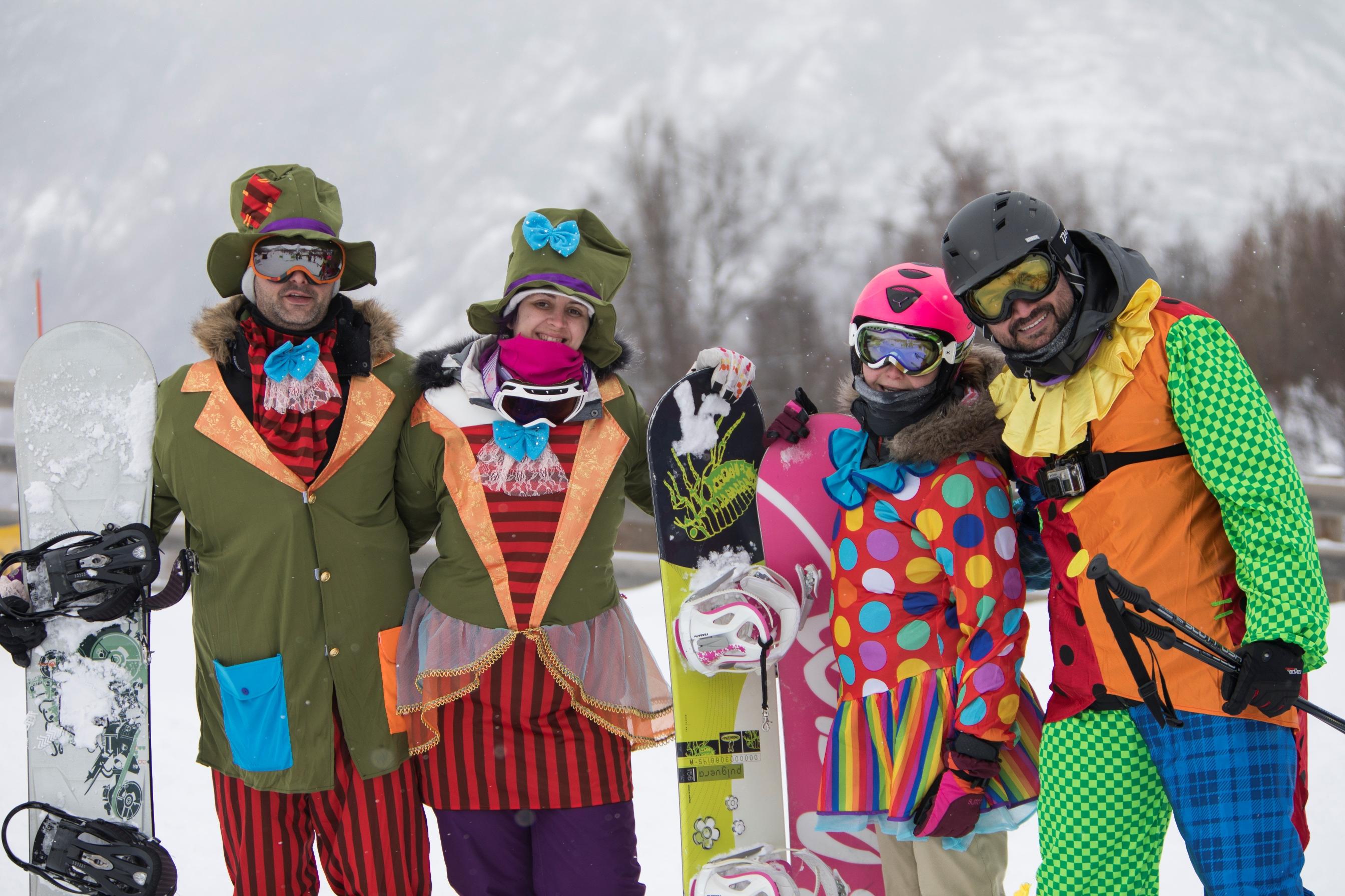 Las mejores ofertas de esquí en Carnaval