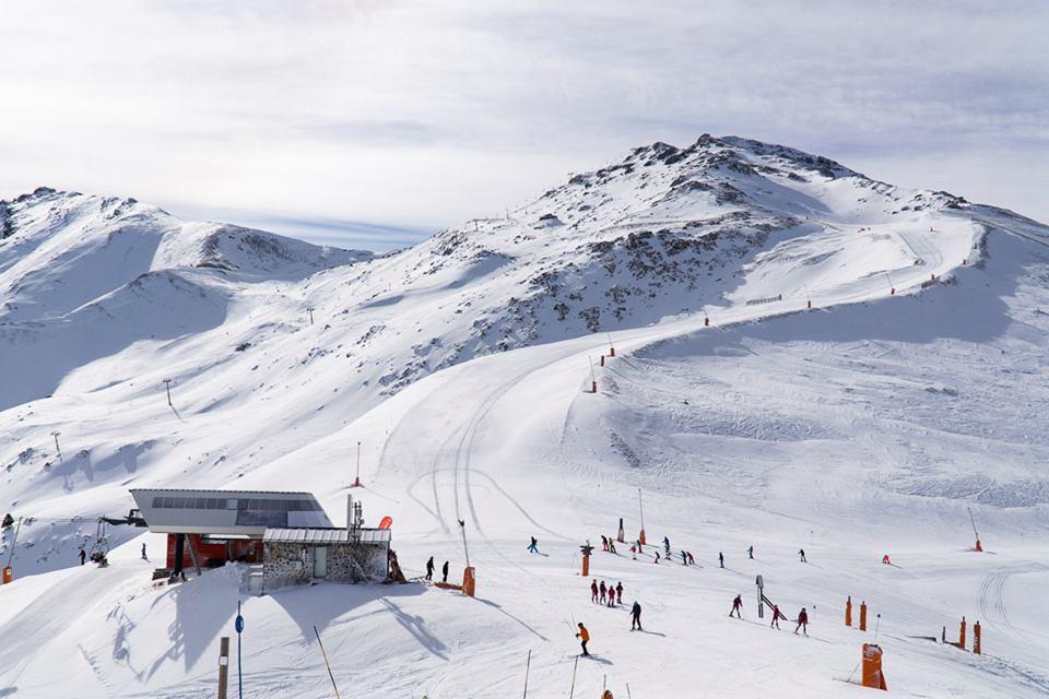 ¡Ven a esquiar en Marzo con Aramón!