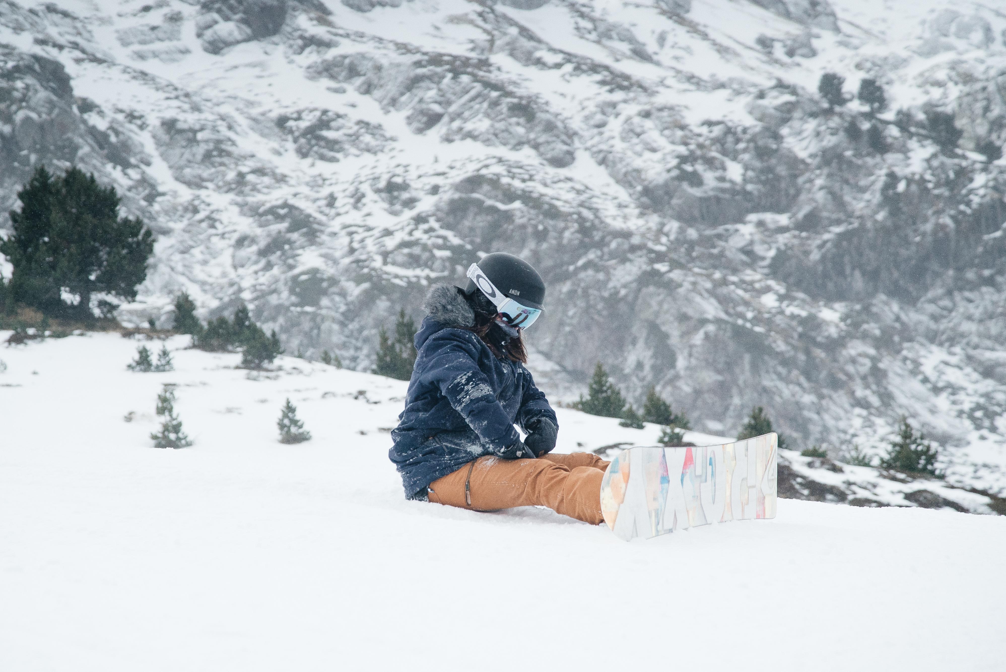 Consejos de snowboard para principiantes (Parte 1)