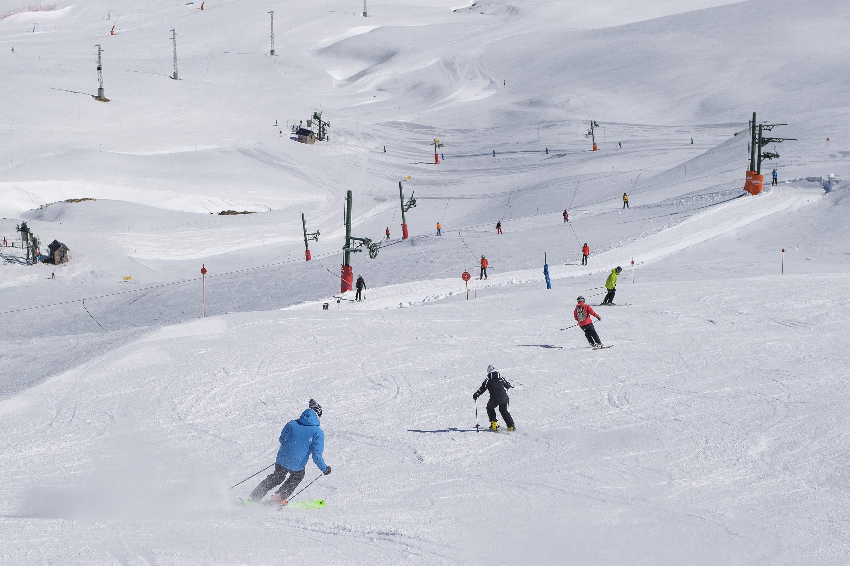Nos preparamos para otro fin de semana de esquí, sol, competiciones y música en pistas