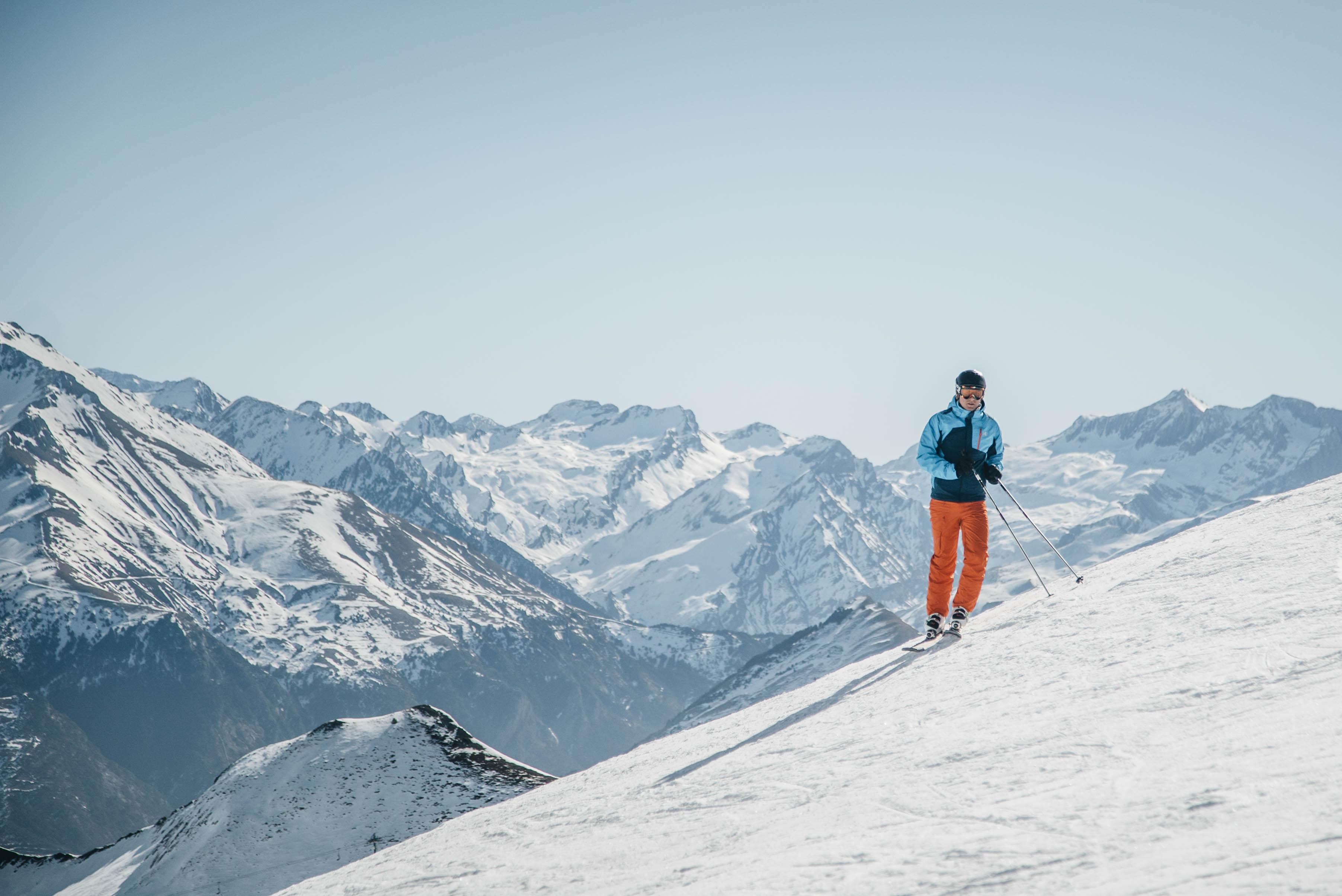 El esquí, rey de los deportes de invierno