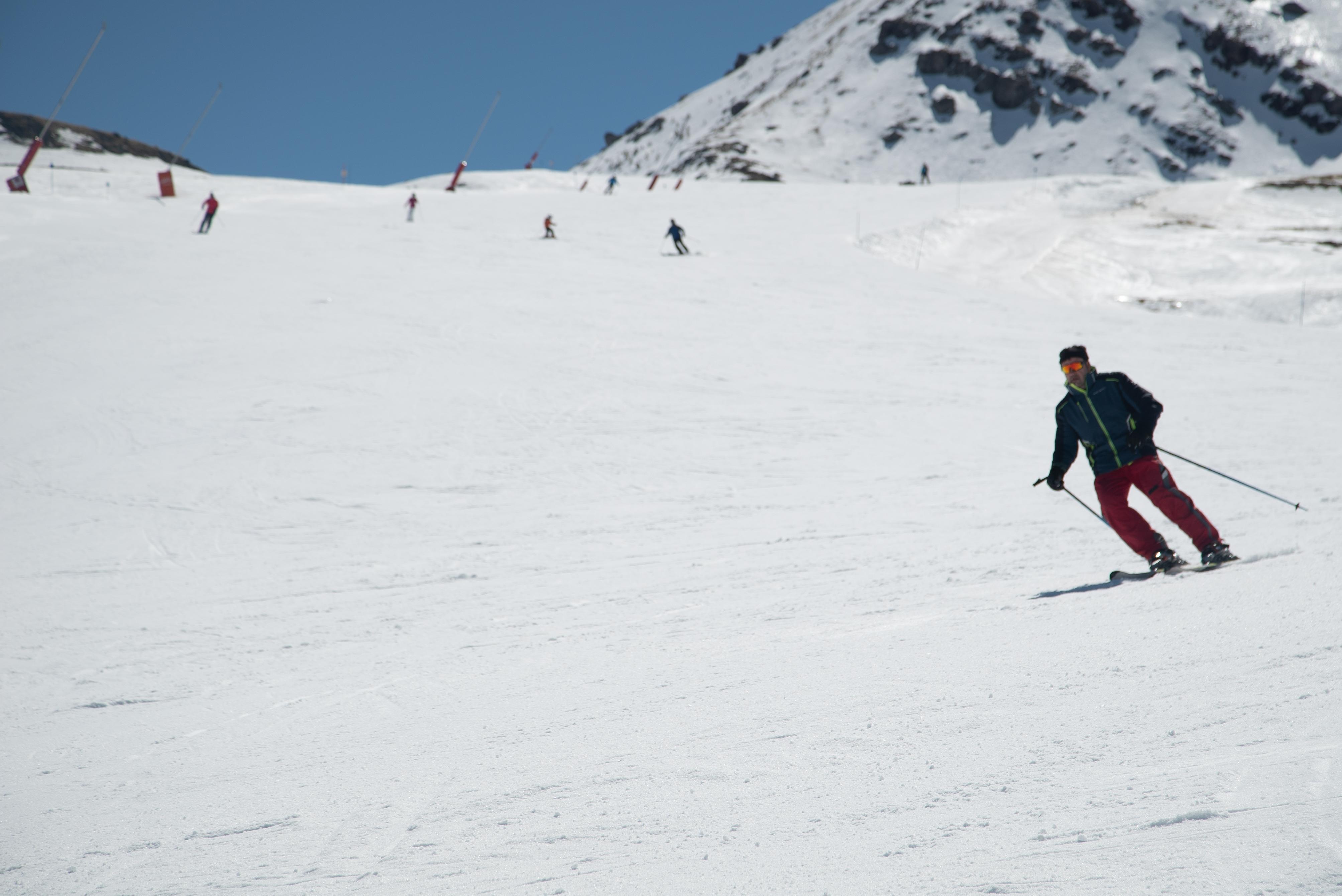 Como esquiar por primera vez sin rendirte (parte 1)
