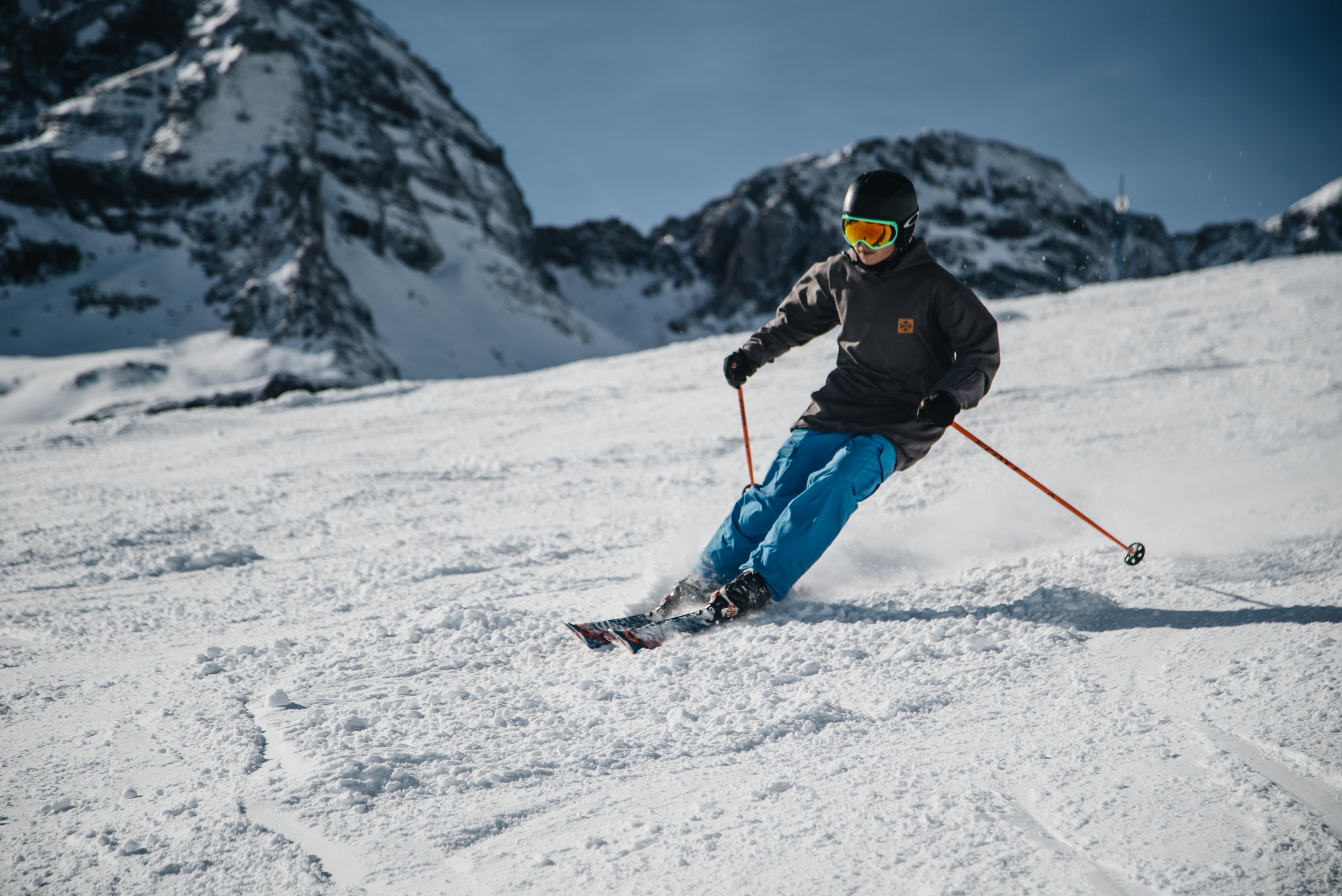 Consejos para esquiar mejorando tu técnica de esquí
