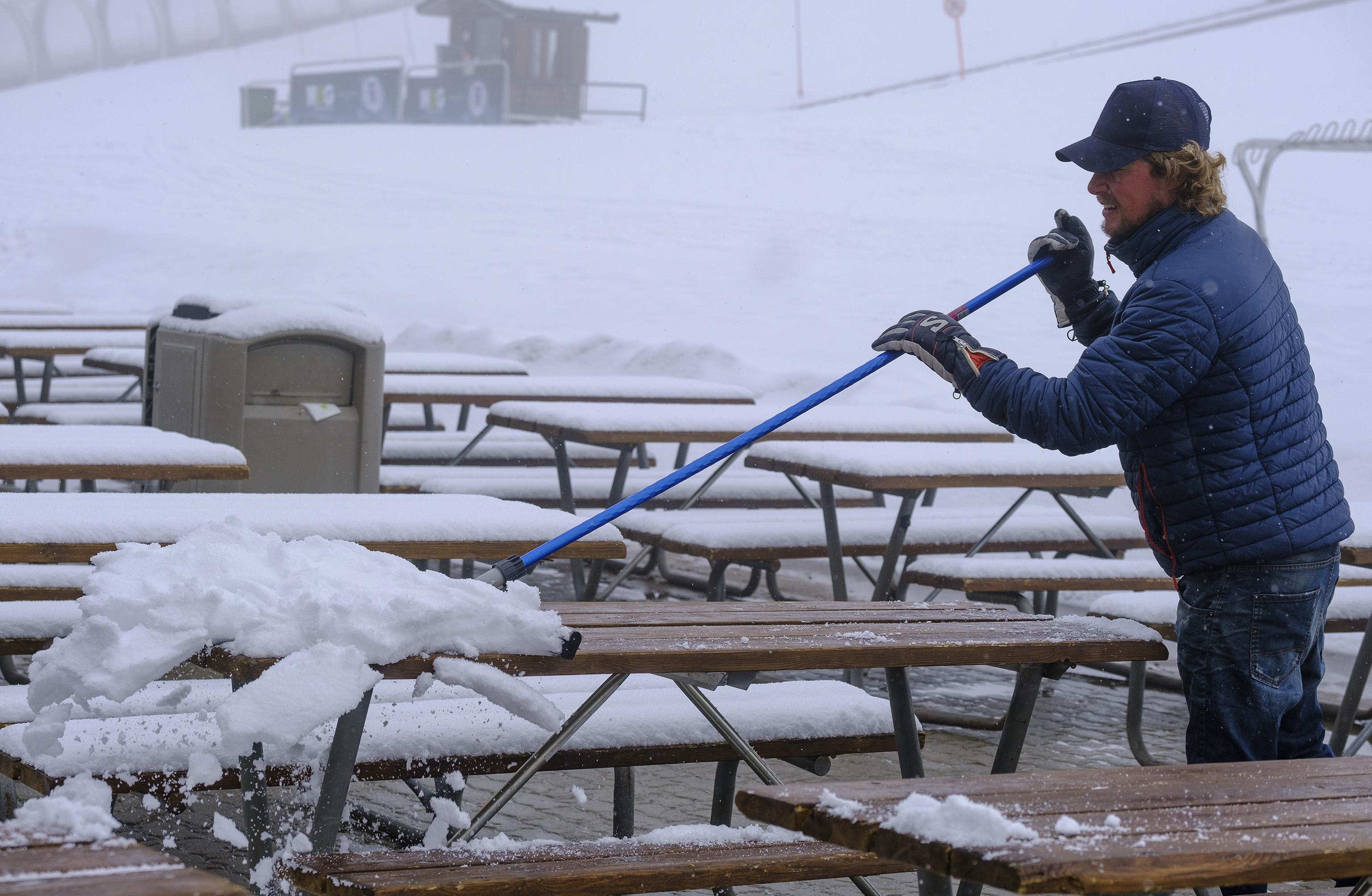 Aramón estrena abril con nieve fresca en sus pistas ¿Te animas?