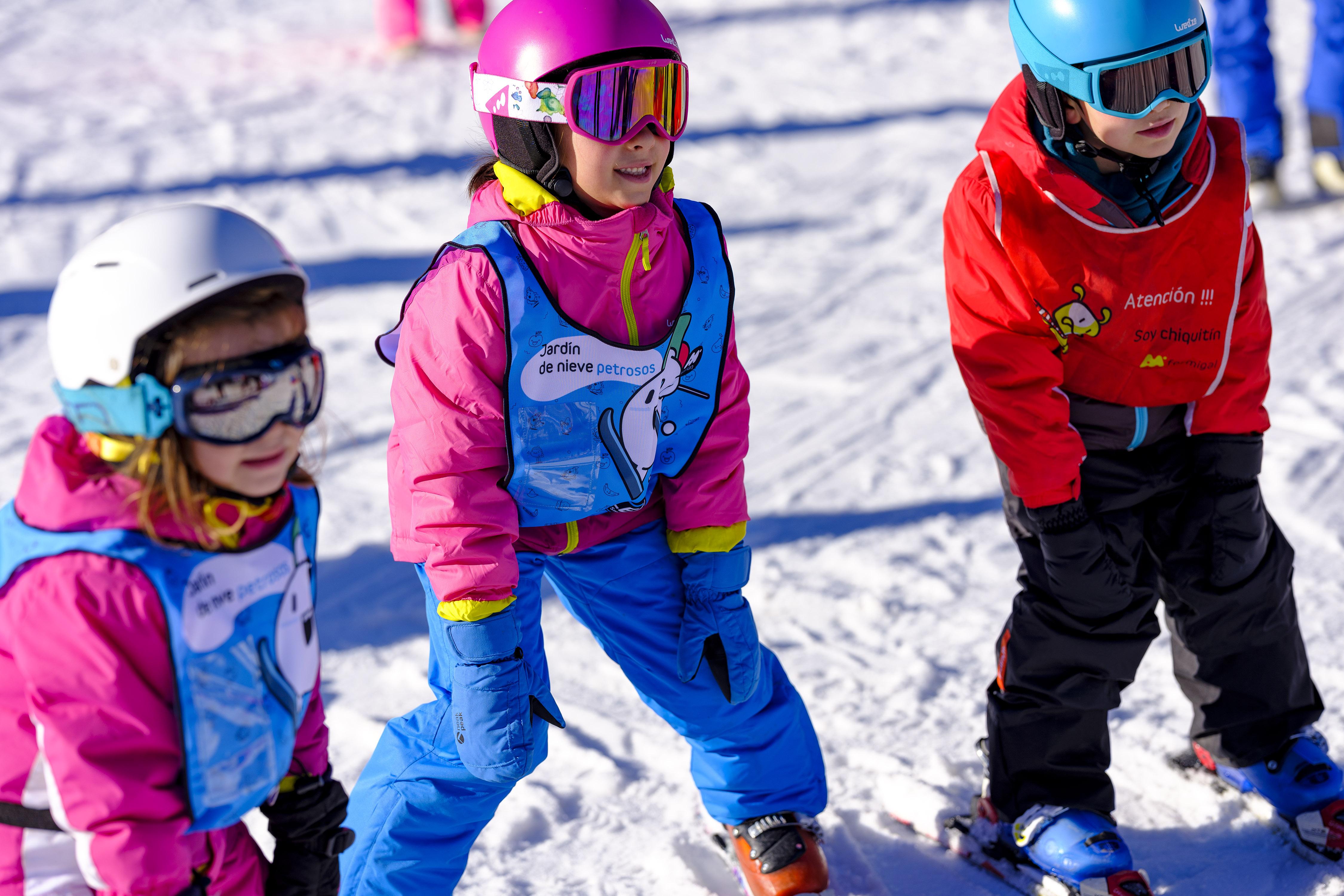¿Semana santa con niños? Organiza tu plan de última hora y ven a esquiar