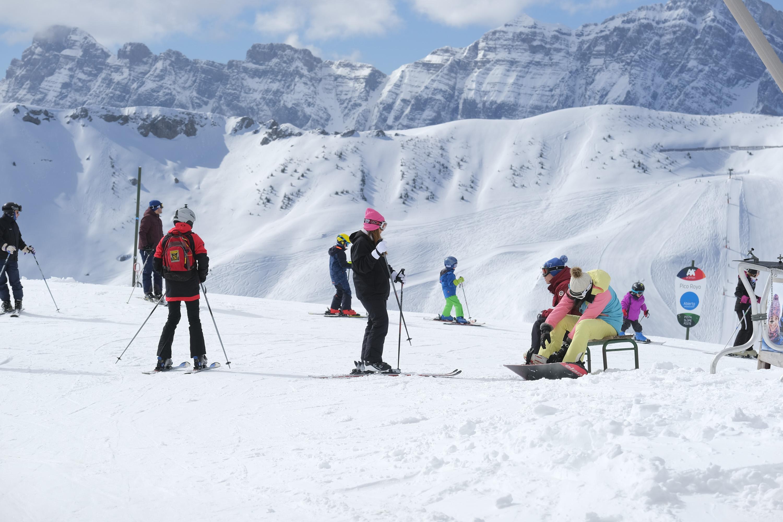 La Semana Santa arranca en las pistas de Aramón con nieve fresca y ofertas 'imbatibles'