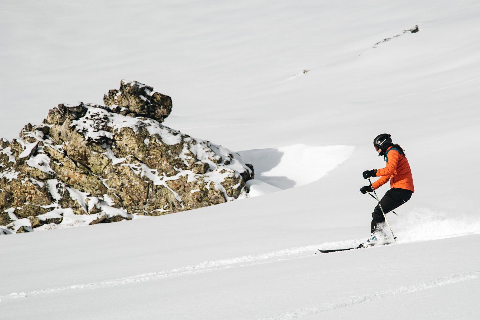 Como esquiar por primera vez sin rendirte (parte 2)