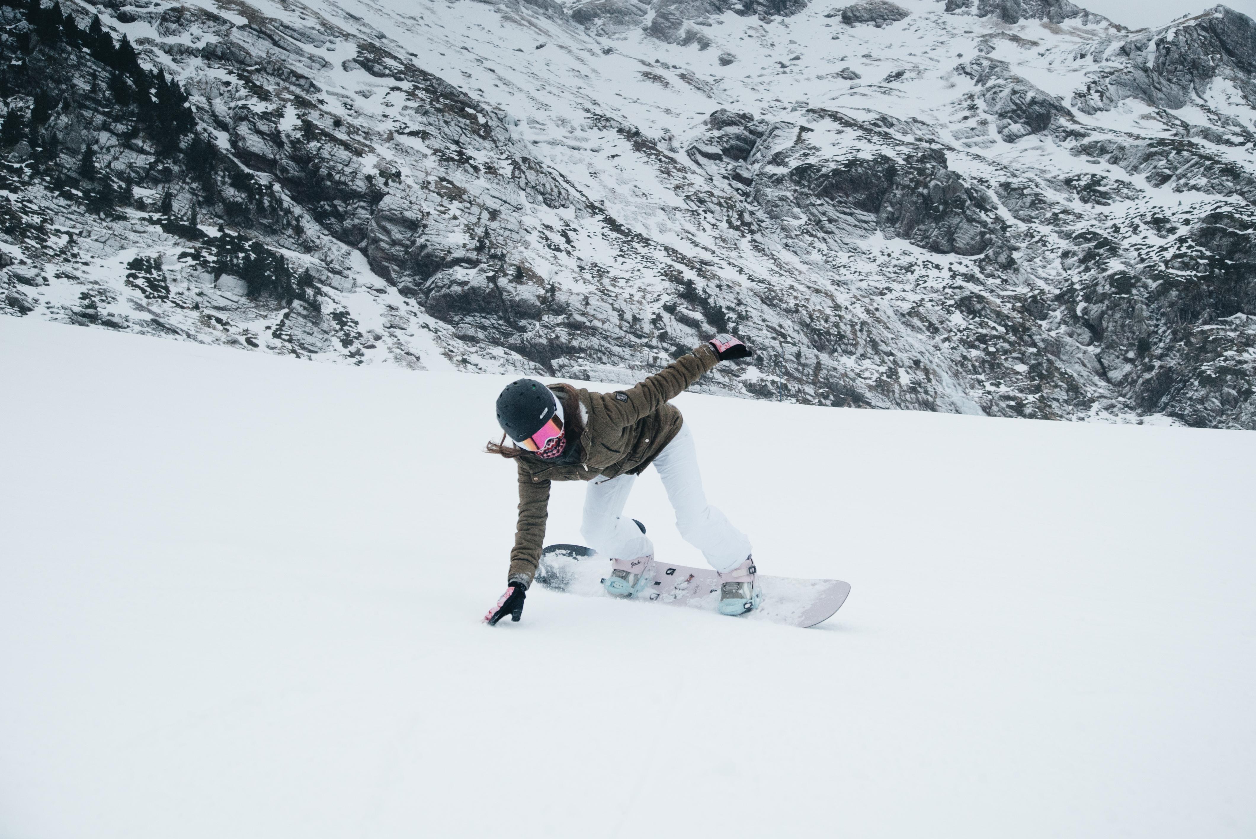 ¿Quién inventó el Snowboard? (Orígenes)
