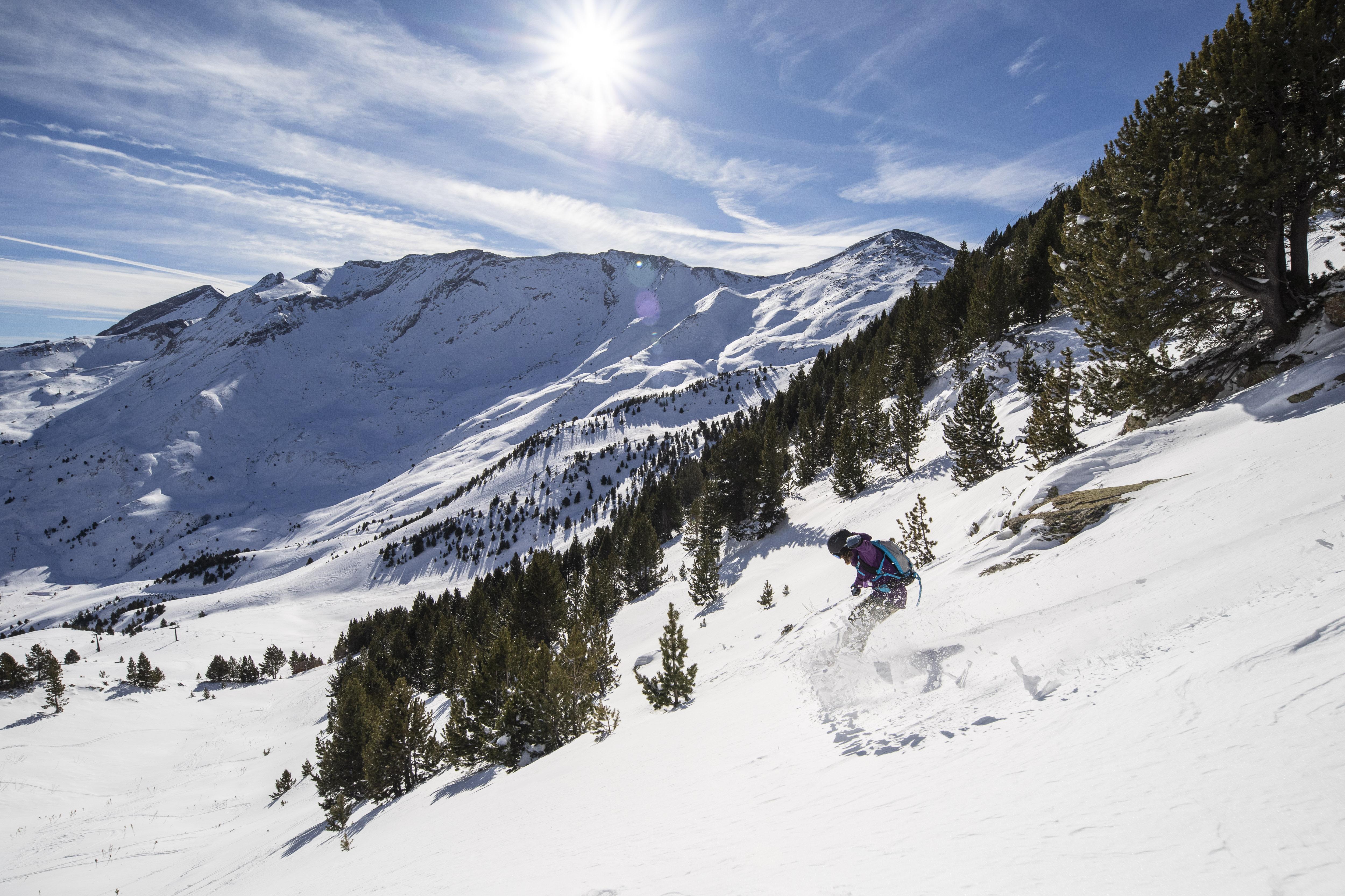 ¿Cómo se formaron los Pirineos?