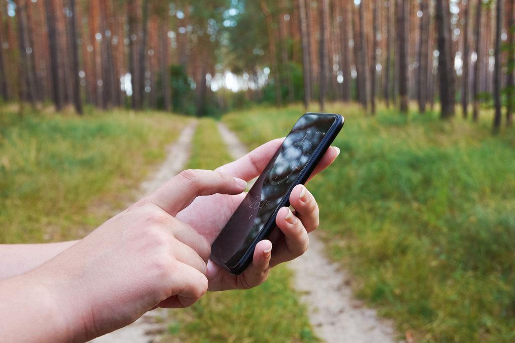5 aplicaciones para senderismo imprescindibles en tu móvil