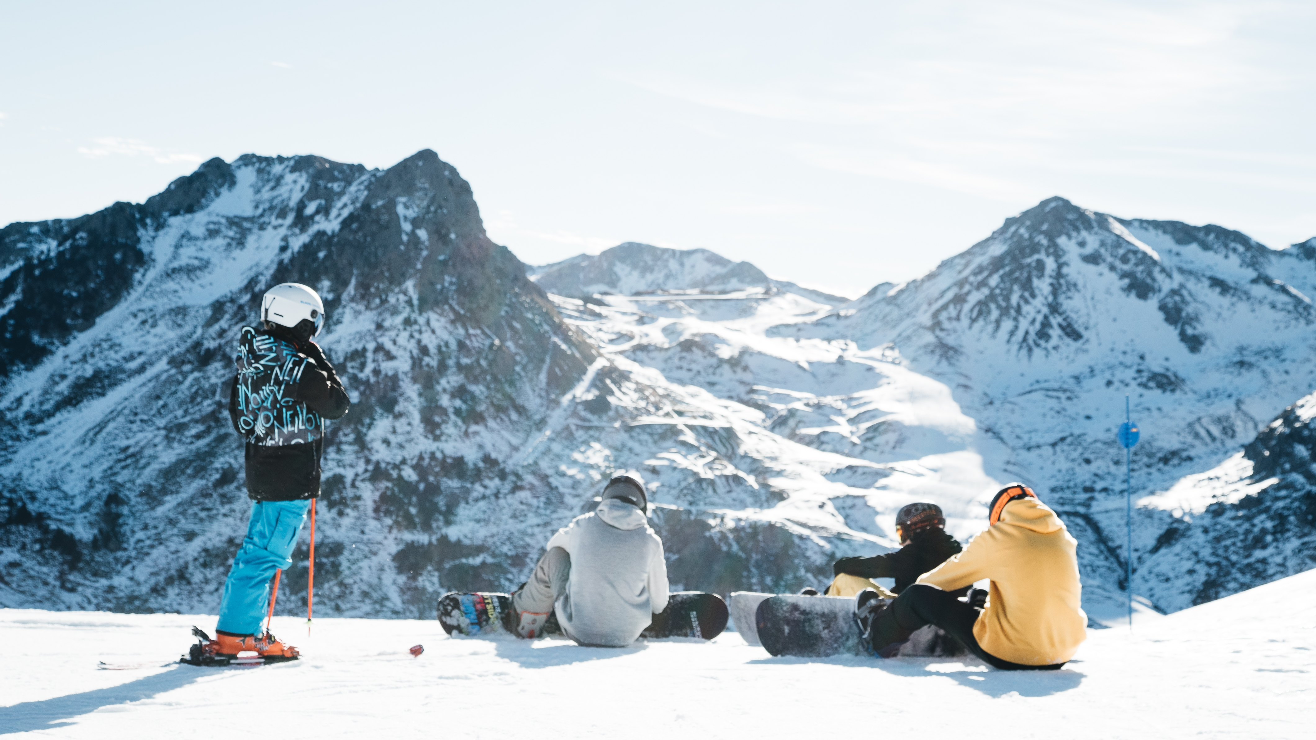 Empieza a planificar tu viaje a la nieve