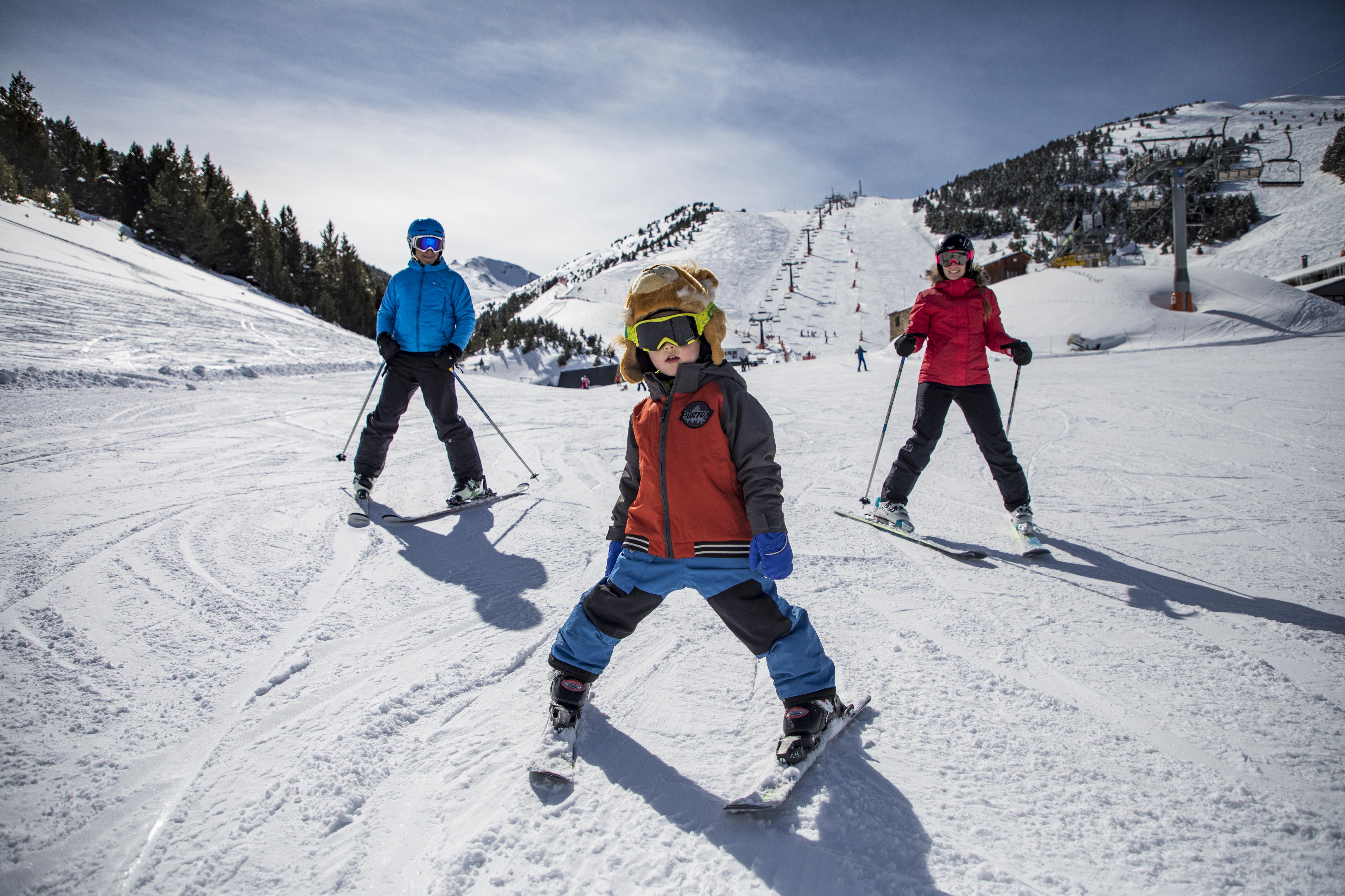 Preguntas no tan tontas que te haces al aprender a esquiar