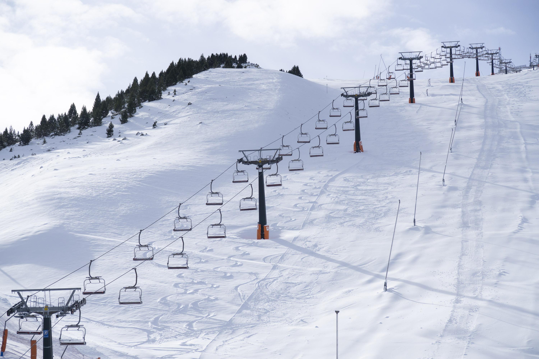 Este finde, inauguramos la temporada de esquí en Cerler ¿ Te animas?