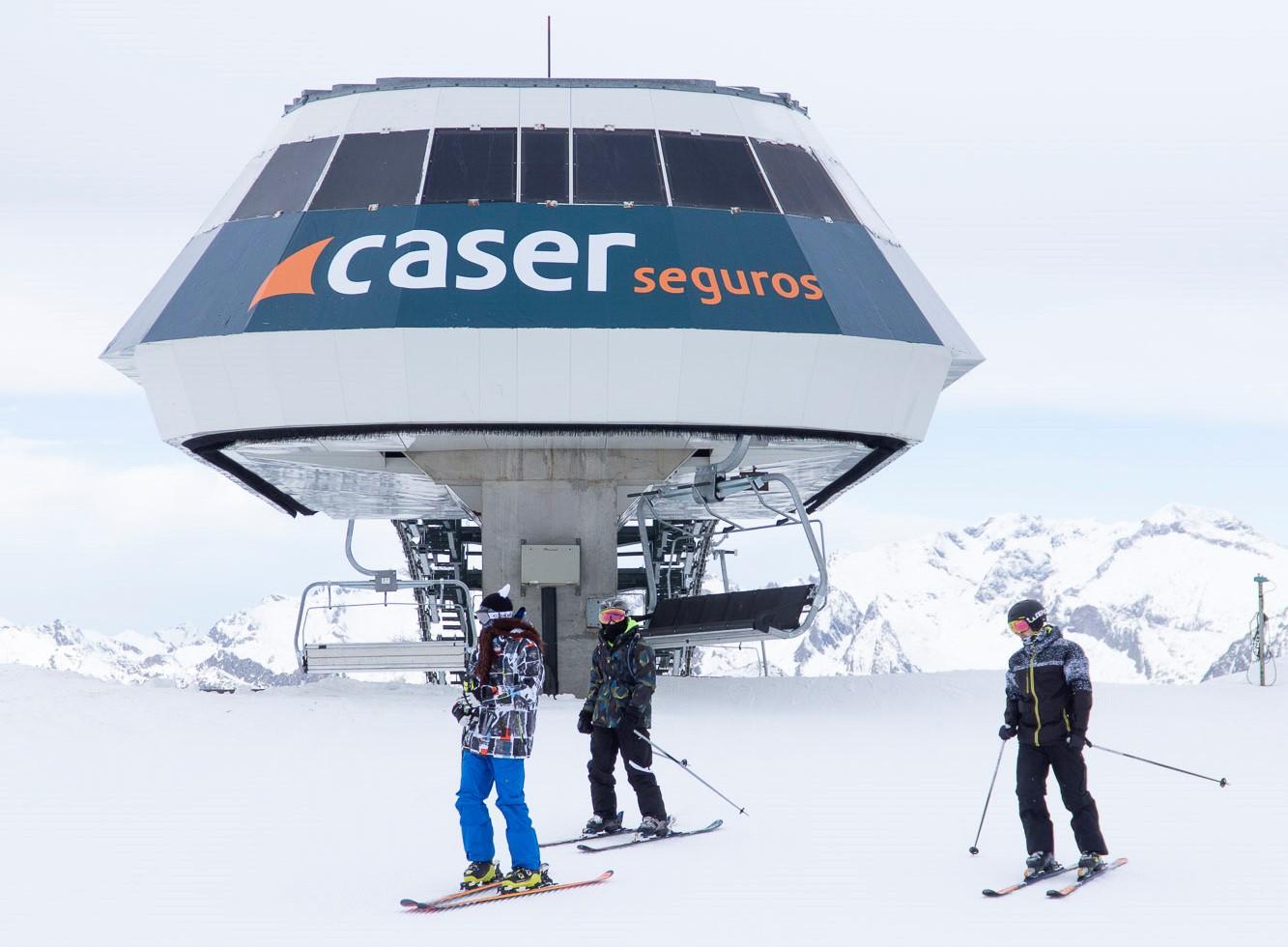 Aramón supera los 180 kilómetros y ofrece unas condiciones idóneas para esquiar este puente