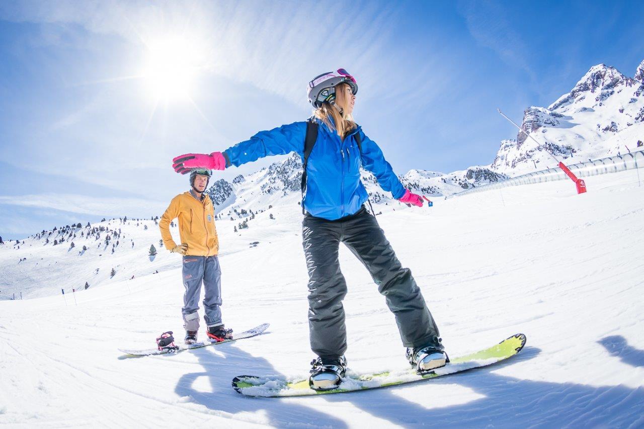 ¿Crees que no necesitas clases de esquí? Piénsalo dos veces