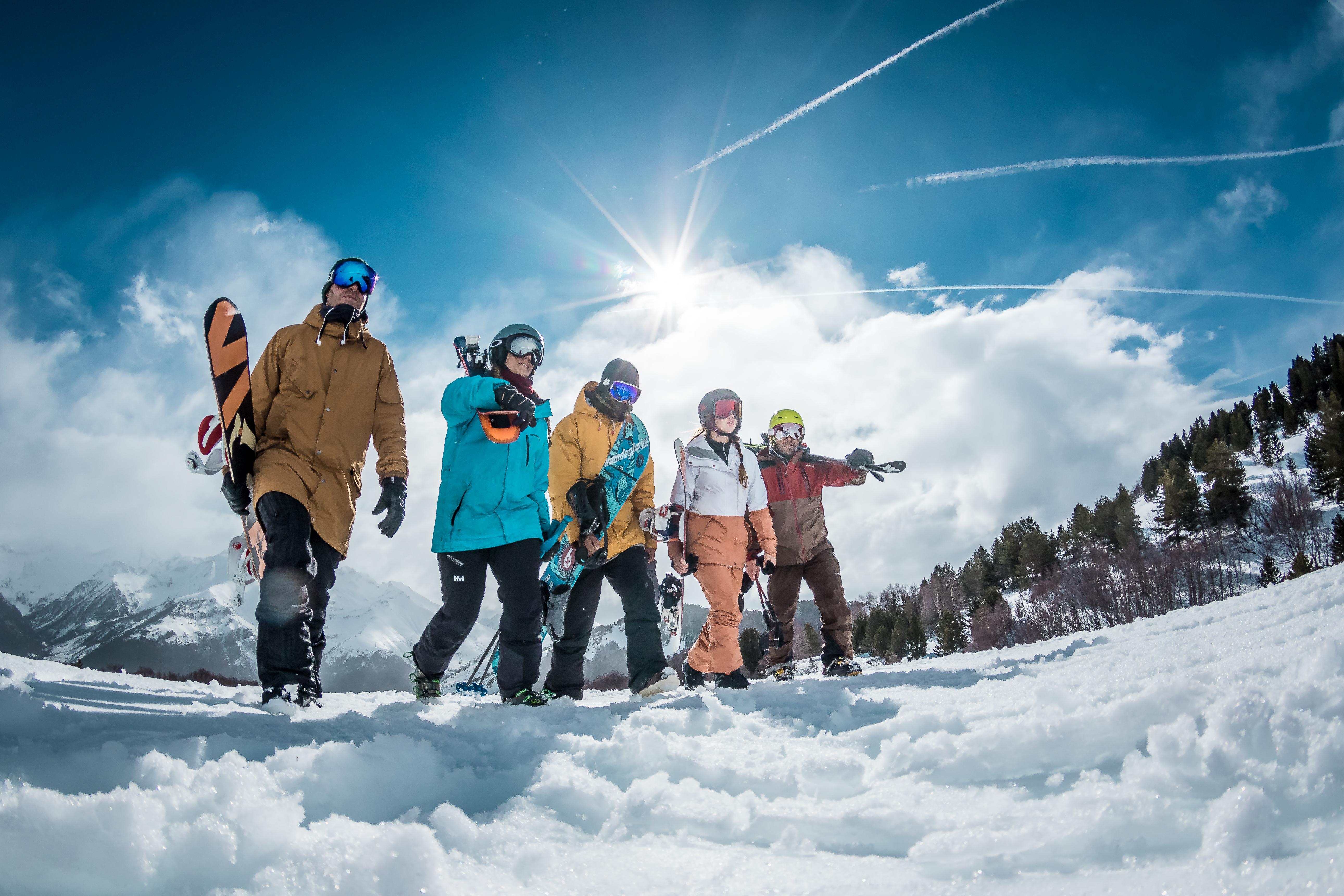 Finde desde 118€, con forfait en el hotel, niños gratis y recuperación de días no esquiados