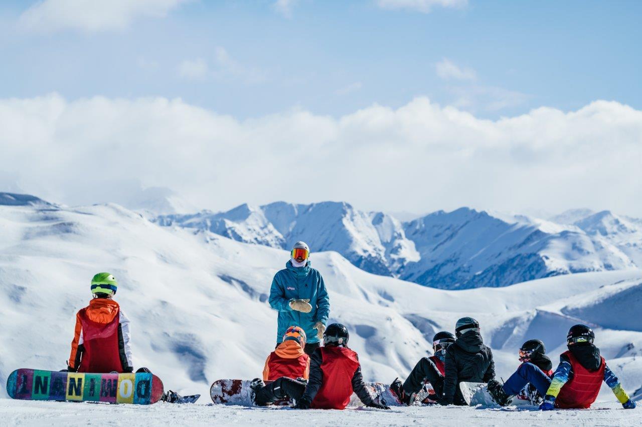 ¿Volver a esquiar después de mucho tiempo?