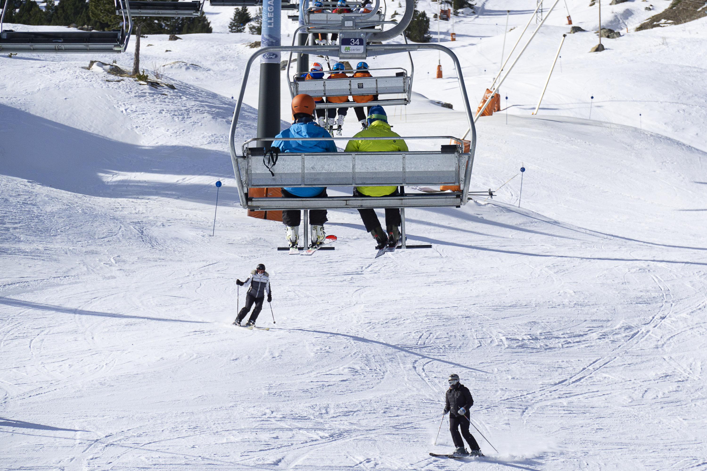 Nieve fresca en el finde del World Snow Day